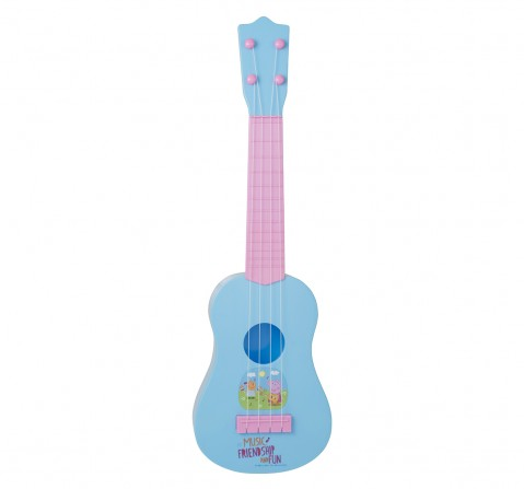 Peppa Pig - Acoustic Guitar Guitars & String Instruments for Kids age 3Y+