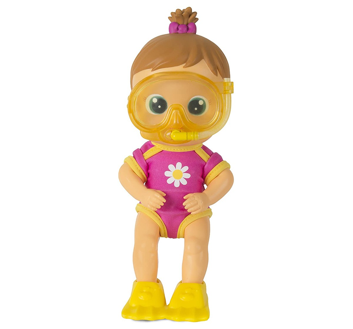 IMC Toys Bloopies Bath Time Toy Doll Assorted, Unisex, 12M+ (Multicolor)