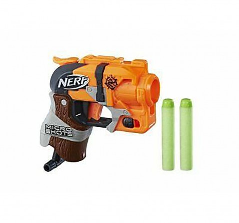 Nerf Microshots Blaster and Combats Assorted Blasters for Kids age 8Y+