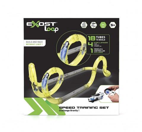 Silverlit Exost Loop - Speed Training Set Challenge Gravity Tracksets & Train Sets for Kids age 5Y+