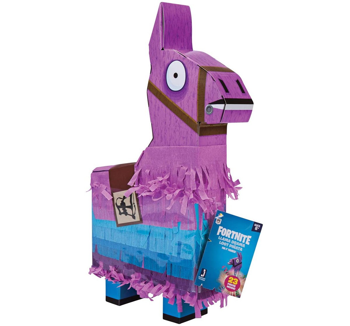 Fortnite Llama Drama Loot Piñata Action Figure Play Sets for Kids age 8Y+