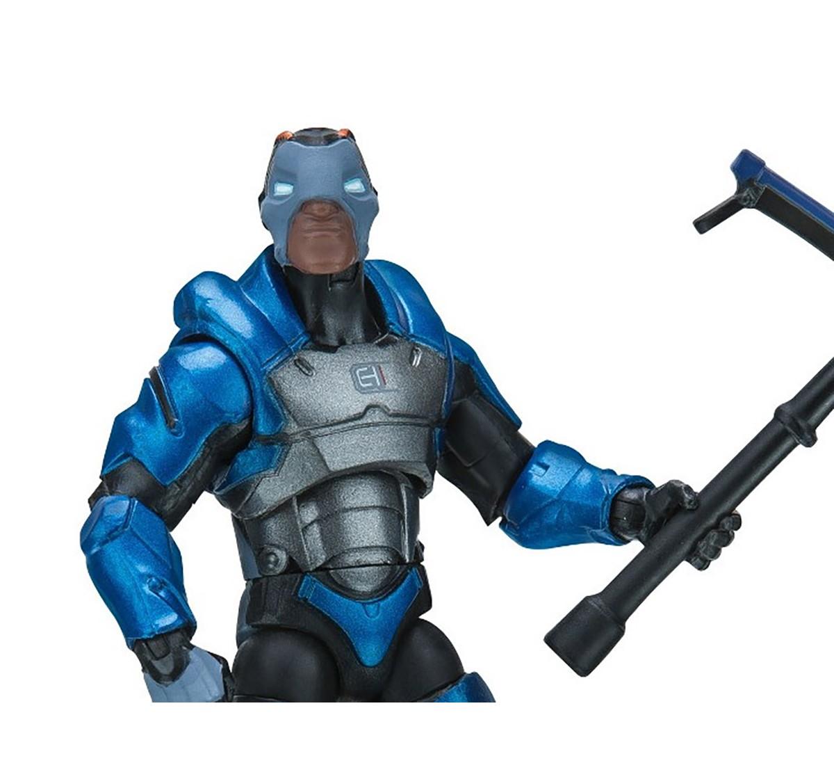 Fortnite Carbide Solo Mode Action Figure Action Figures for Kids age 8Y+ (Blue)