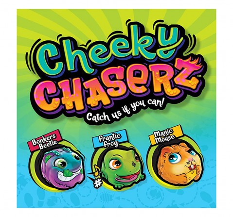 Cheeky Chaserz Frantic Frog for Kids age 5Y+