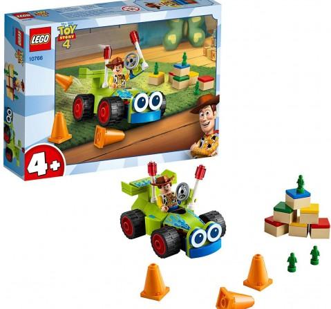 Lego 10766 Woody & RC Blocks for Kids age 4Y+