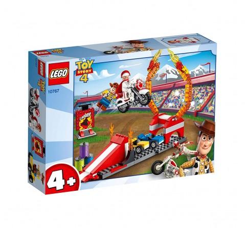 Lego Duke Caboom's Stunt Show (120 Pcs) 10767  Blocks for Kids age 4Y+