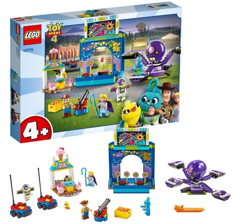 Lego 10770 Buzz & Woody'S Carnival Mania!  Blocks for Kids age 4Y+