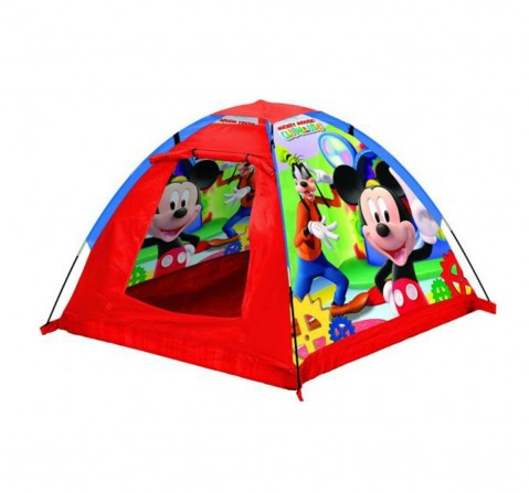 Flourish Mickey Camping Tent Outdoor Leisure for Kids Age 3Y+