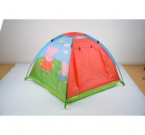 Flourish Peppa Pig Camping Tent Outdoor Leisure for Kids age 3Y+