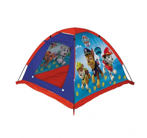 Flourish Paw Patrol Camping Tent Outdoor Leisure for Kids Age 3Y+
