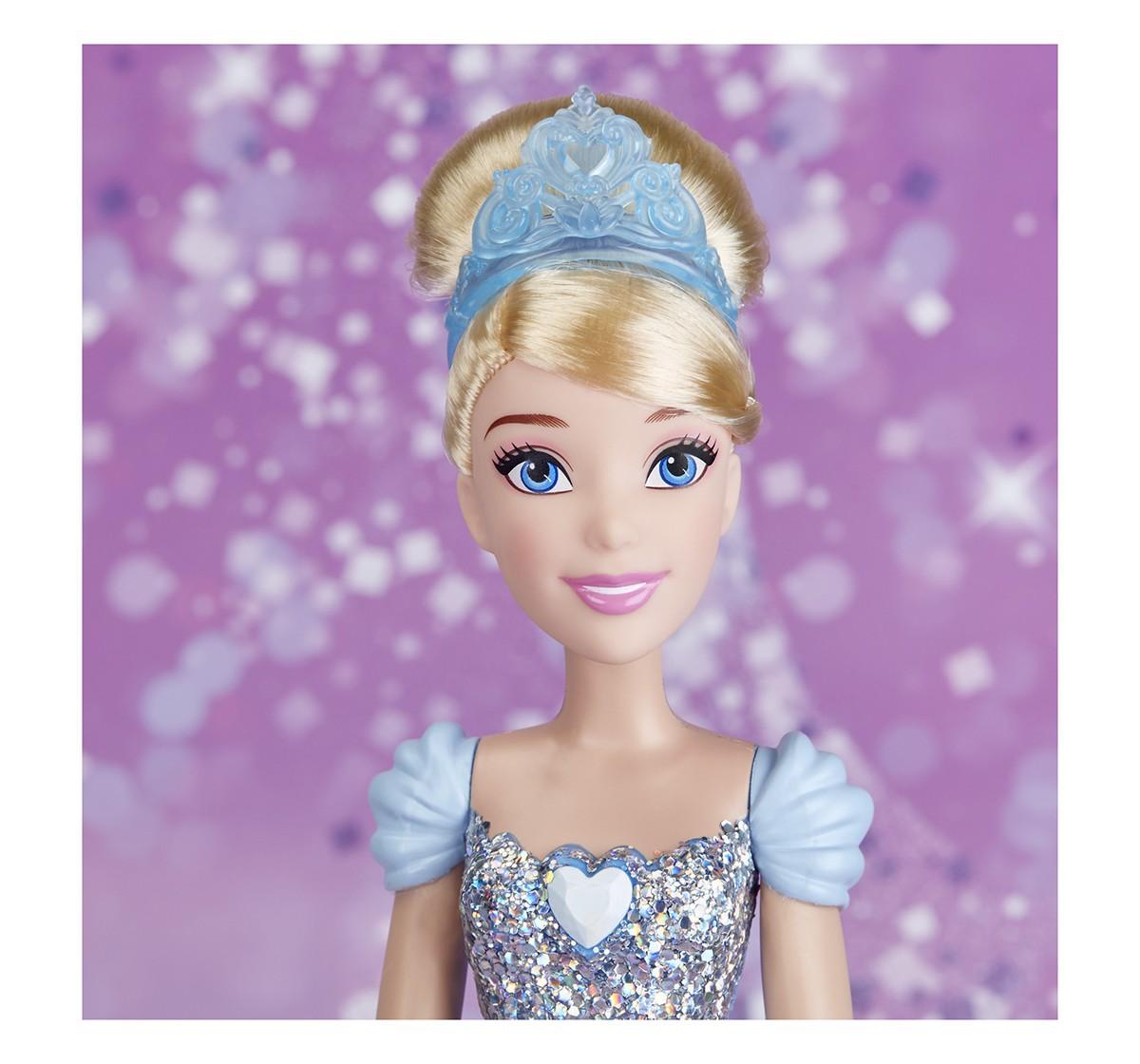 Disney Princess Royal Shimmer Cinderella Dolls & Accessories for Girls age 3Y+