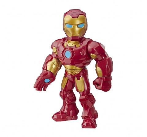 Marvel Super Hero Adventure Mega Mighties Iron Man Activity Toys for Boys age 3Y+