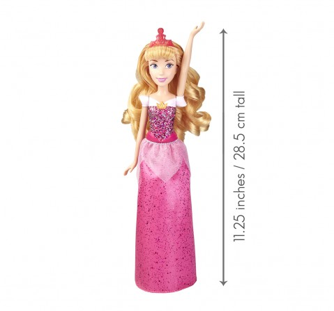 Disney Princess Royal Shimmer Aurora Doll & Accessories for Girls age 3Y+