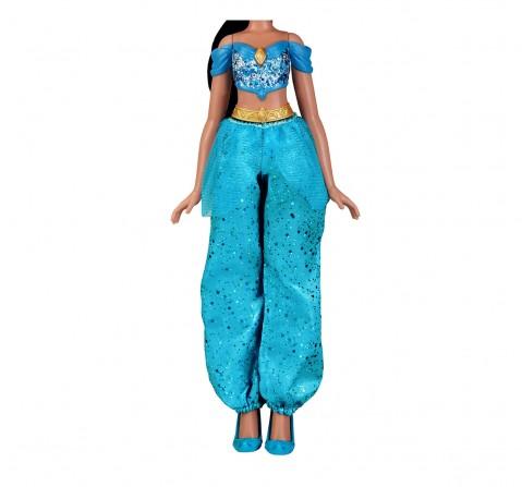 Disney Princess Royal Shimmer Jasmine Doll & Accessories for Girls age 3Y+