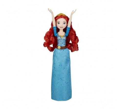 Disney Princess Royal Shimmer Merida Doll & Accessories for Girls age 3Y+
