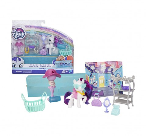 My Little Pony - On The Go Assorted Collectible Dolls for Girls age 3Y+