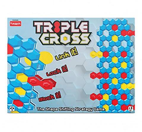 Funskool Triple Cross Games for Kids age 6Y+