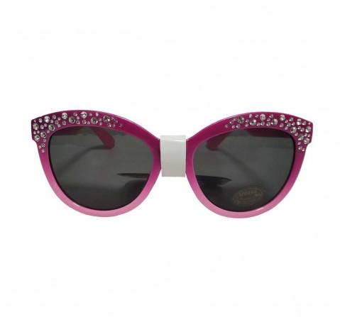 Excel Production Disney Princess Pink Wayfarer Sunglasses Novelty for Girls Age 3Y+ (Pink)