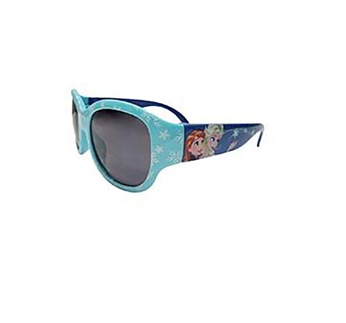 Disney Frozen Let The Magic Flow Blue Sunglasses for Girls age 3Y+ (Blue)