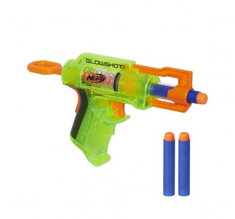 Nerf NSTRIKE GLOWSHOT Blasters for BOYS age 8Y+