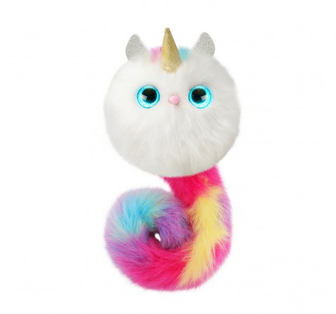 Pomsies Luna Interactive Soft Toys for Kids age 3Y+ - 35 Cm