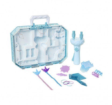 Disney Frozen 2 Elsa'S Enchanted Ice Accessory Set Toileteries and Makeup for Girls age 3Y+