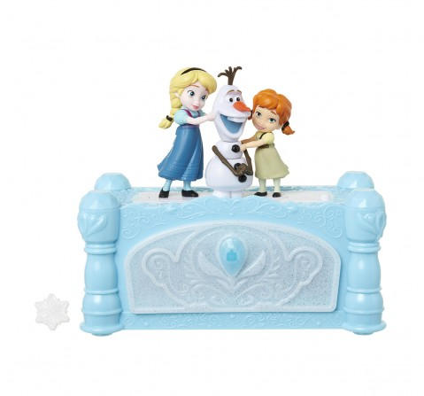 Disney Frozen : Do You Want To Build A Snowman Jewelry Box Girls Accessories for Girls age 3Y+