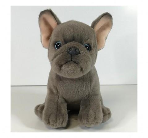 Hamleys Baby French Bulldog Animals & Birds for Kids age 0M+ - 19 Cm (Brown)
