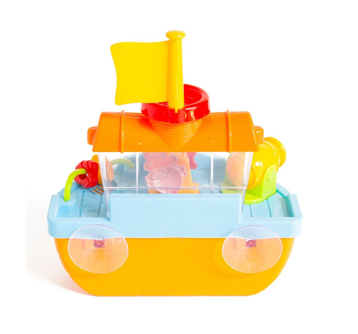 Hamleys Pirate Bath Set Bath Toys & Accessories for Kids age 6M+