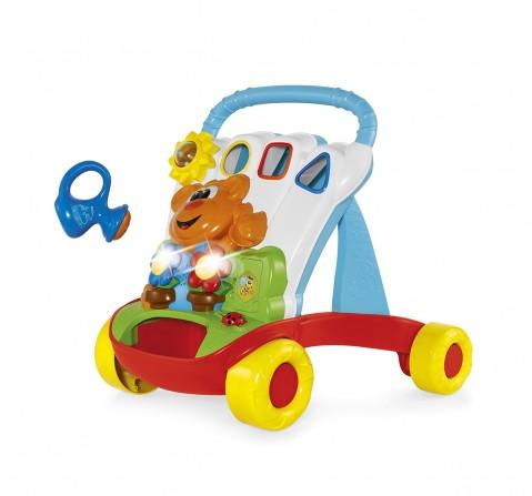 Chicco Gardener Baby Walker with Activities for Kids age 9M+