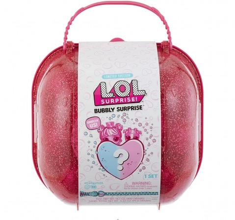 L.O.L  Surprise Bubbly  Assorted Collectible Dolls for Kids age 3Y+