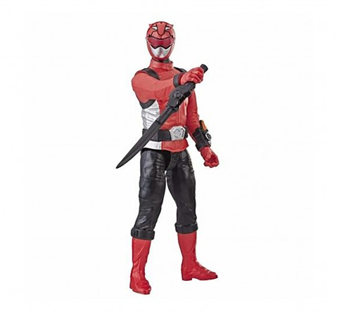 Power Rangers 12-Inch Beast-X Red Ranger Action Figures for Kids age 4Y+