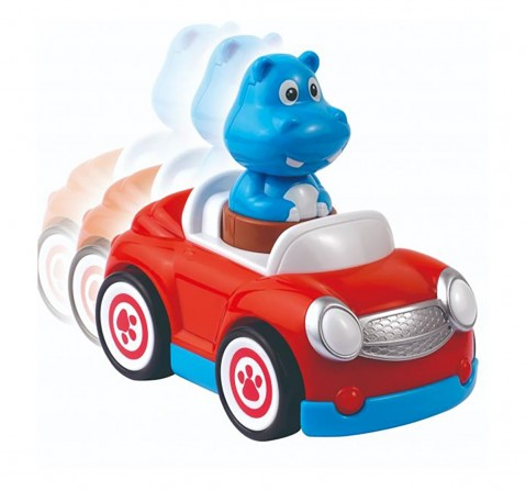 Hamley Push & Go Racer Early Learner Toys for Kids age 18M +