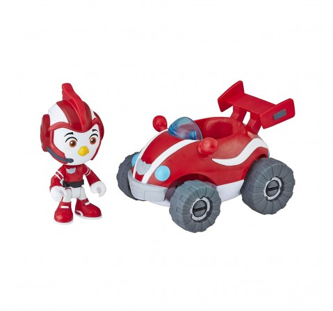 Top Wings Rod Figure And Vehicle Assorted Activity Toys for Boys age 3Y+