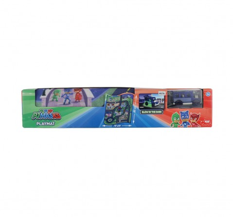 Pj Masks Playmat Baby Gear for Kids age 3Y+