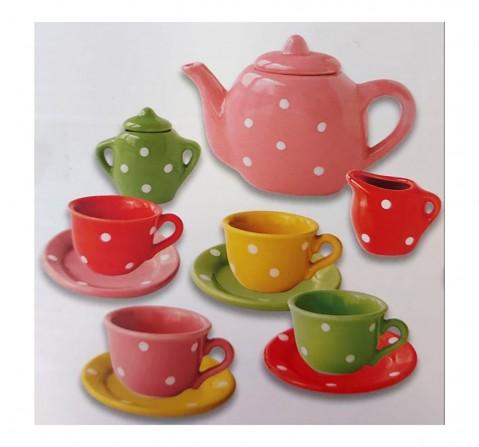Hamleys Mini Tea Playset Kitchen Sets & Appliances for Kids age 3Y+