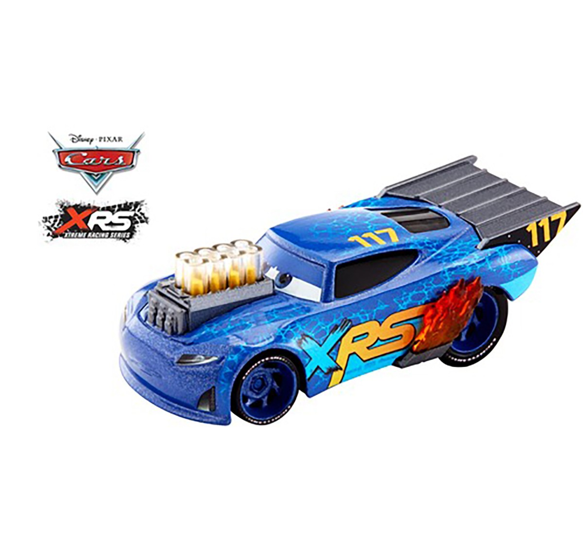 Hotwheels Cars Xrs 1:55 Assorted Vehicles for Kids age 3Y+