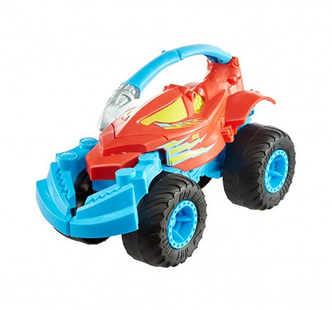 Hotwheels Monster Truck Wrecking Wheels Vehicles for Kids age 3Y+