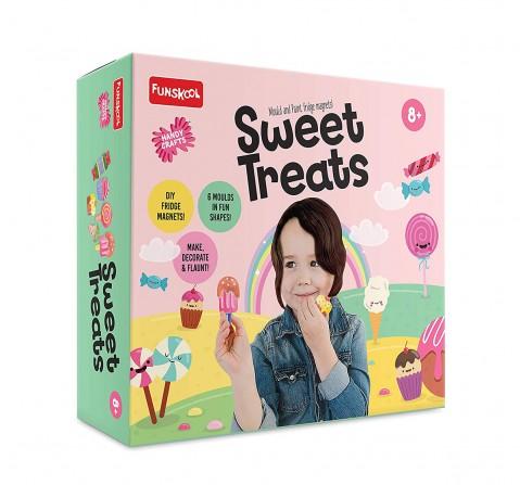 Funskool - Handycrafts Sweet Treats DIY Art & Craft Kits for Girls age 8Y+