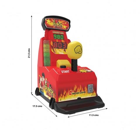 Finger Game-Punch King Games for Kids age 6Y+