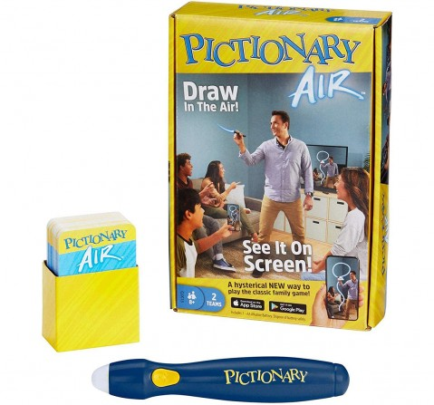 Mattel Pictionary Air Game, Board Games for Kids age 8Y+