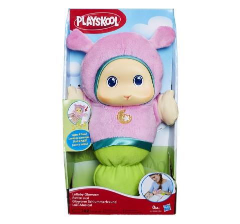 Playskool Play Favorites Lullaby Gloworm, Assorted, Unisex, 0M+ (Multicolor)