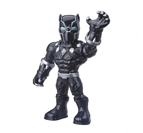 Playskool Heroes Marvel Super Hero Adventures Mega Mighties Black Panther Activity Toys for Kids age 3Y+