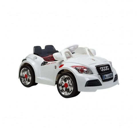 B:Wild Sedan Battery Operated Ride-On Car for Kids Age 3Y+
