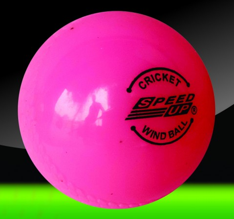 Speed Up Cricket Wind Ball Pack Of 3, Unisex, 10Y+ (Multicolor)