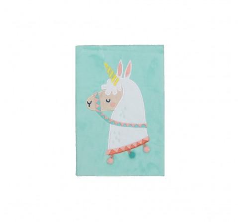 Syloon Sloth Llama - Llama Fluffy A5 Notebook Study & Desk Accessories for Kids age 5Y+
