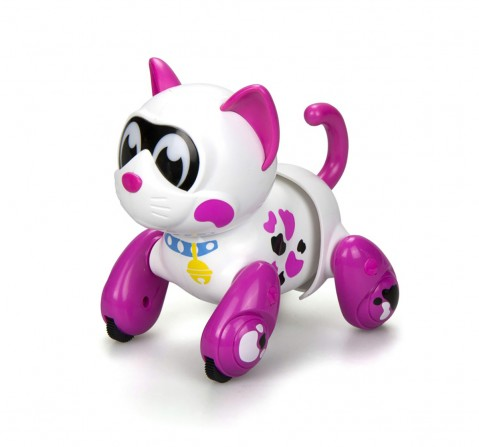 Silverlit Ycoo Mooko White And Pink Remote Control Toys for Kids age 3Y+