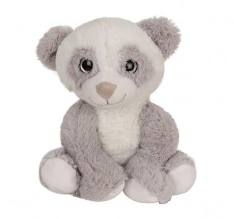 Fuzzbuzz Sitting Panda - 25Cm Quirky Soft Toys for Kids age 0M+ - 25 Cm