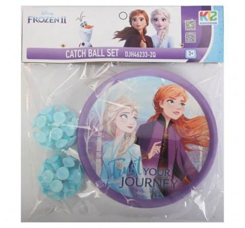 Disney Frozen2 Catch Ball Set, Blue, 2Y+