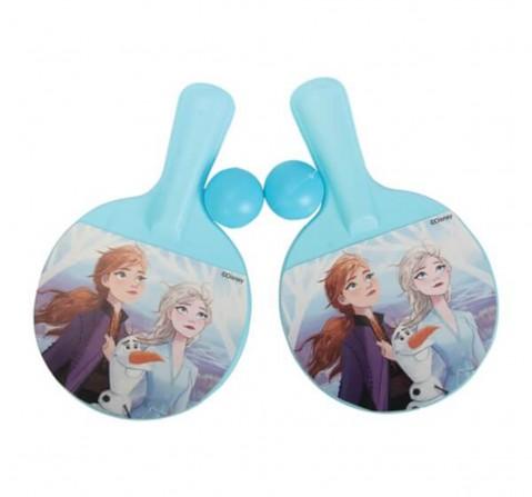 Disney Frozen2 Pingpong Racket, Light Blue, 2Y+