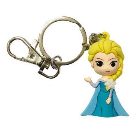 Disney Frozen2 Pvc Key Chain, Light blue, 12Y+